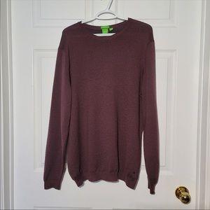 Like New Hugo Boss merino Wool sweater